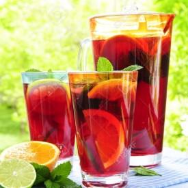 Fruit Punch Flavoured E-Liquid